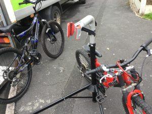 Emmaus bikes
